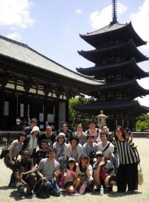 「英語で日本文化&国際交流体験」